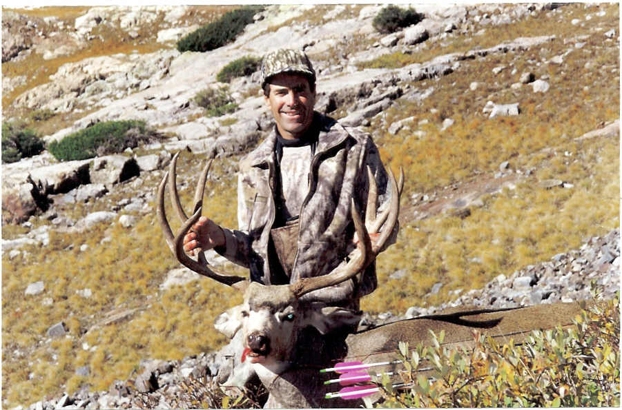 Scot Hargrove 2002 Mule Deer
