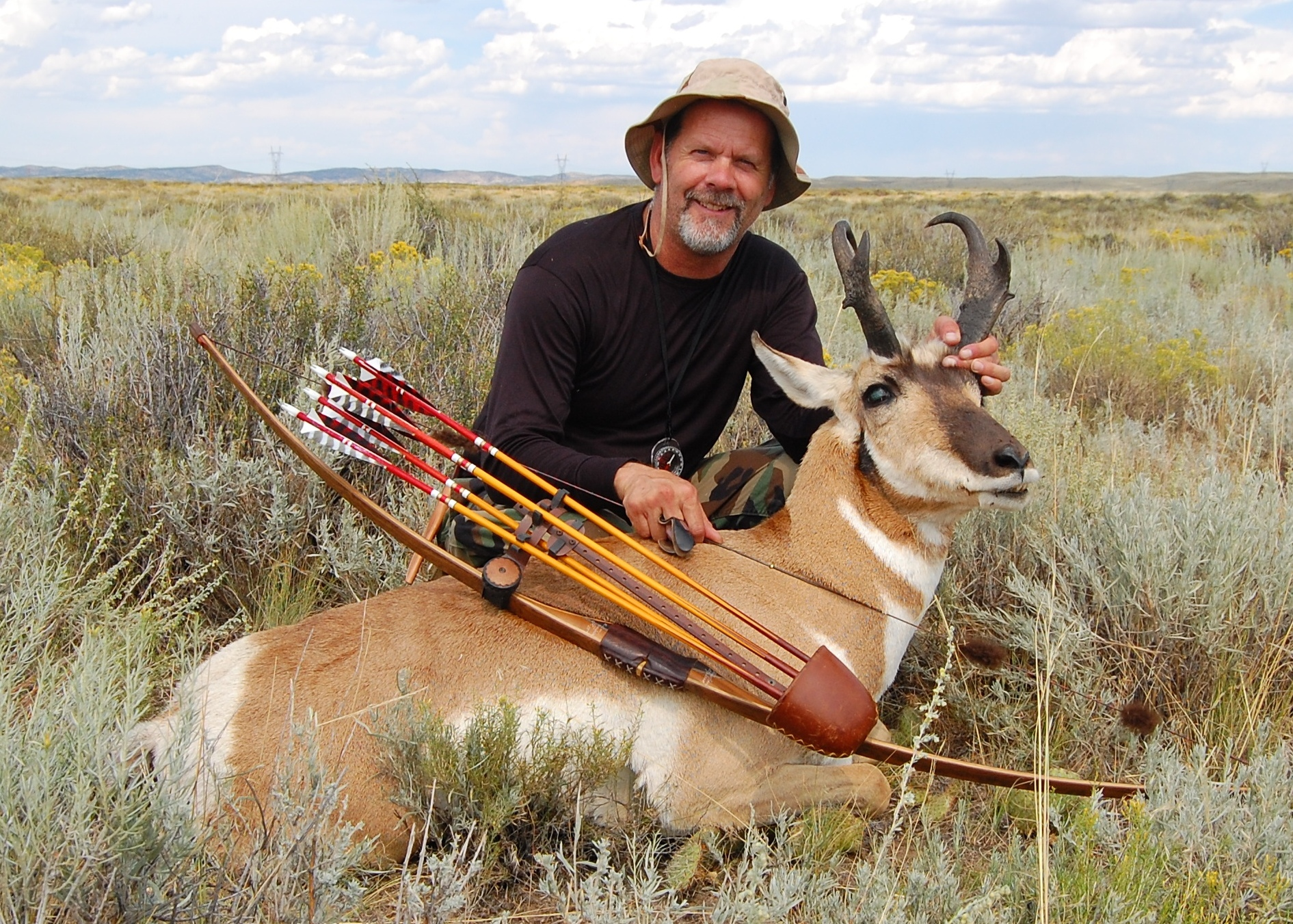 Jim Anderson Pronghorn