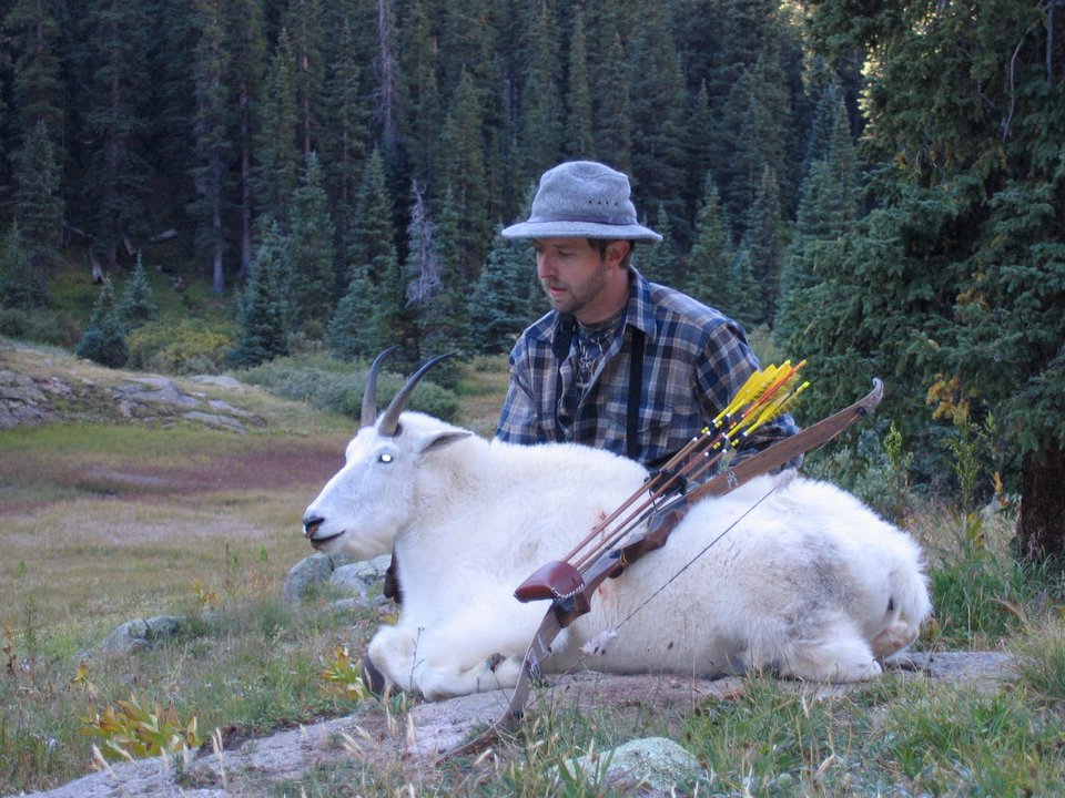 Todd Brickel Mountain Goat