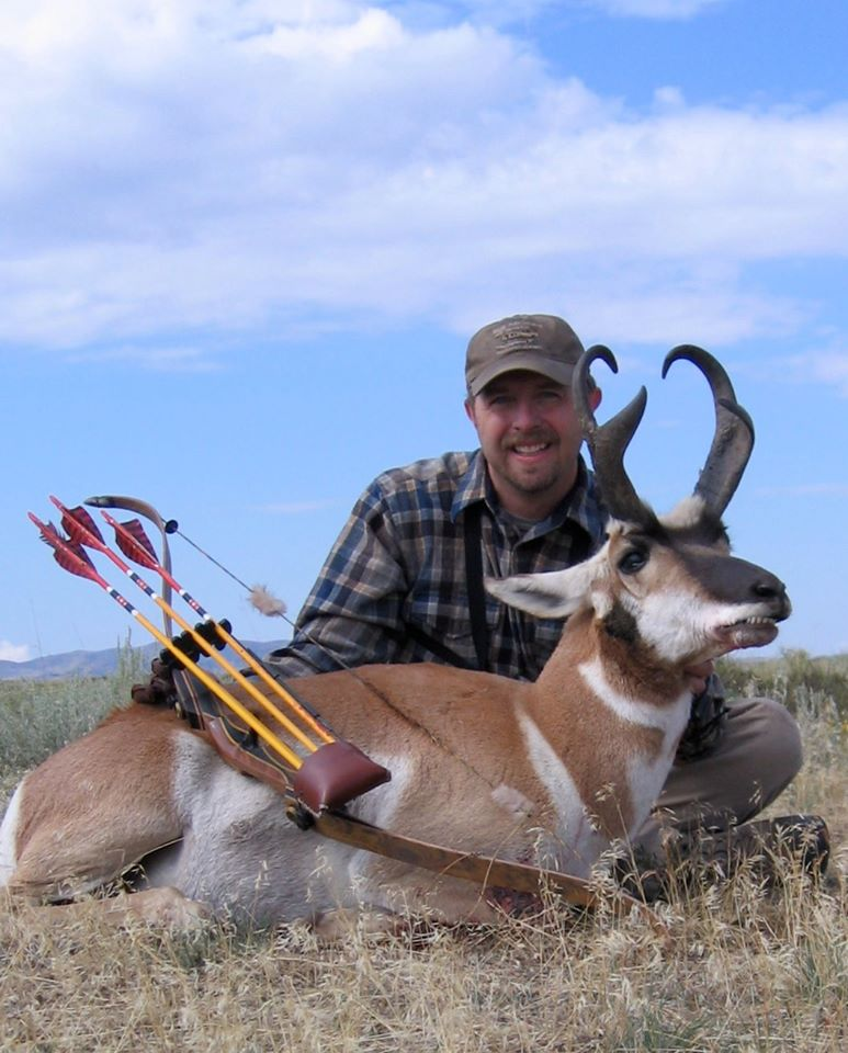 Todd Brickel Pronghorn