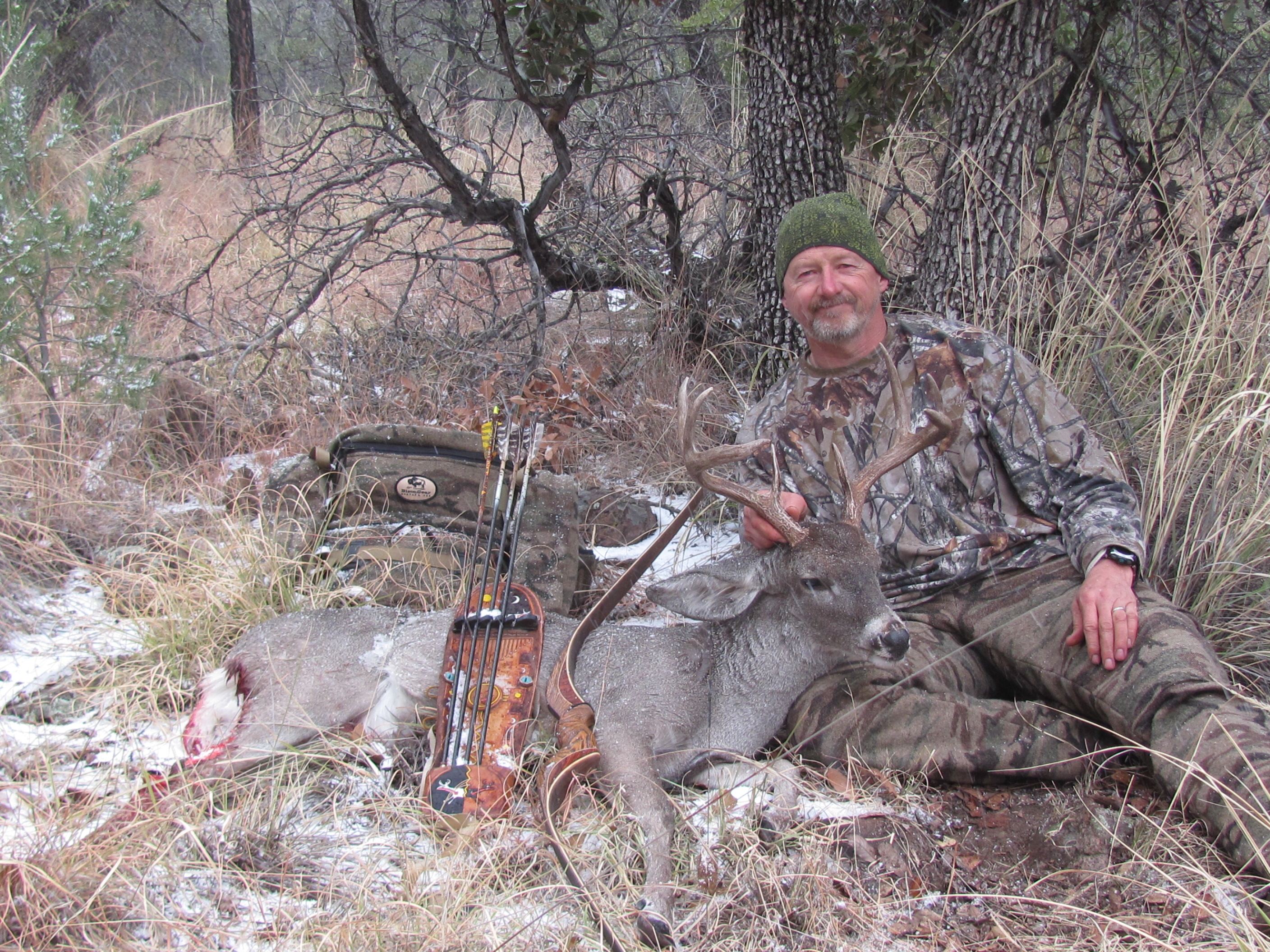 Bill Vanbuskirk Coues Buck 2011