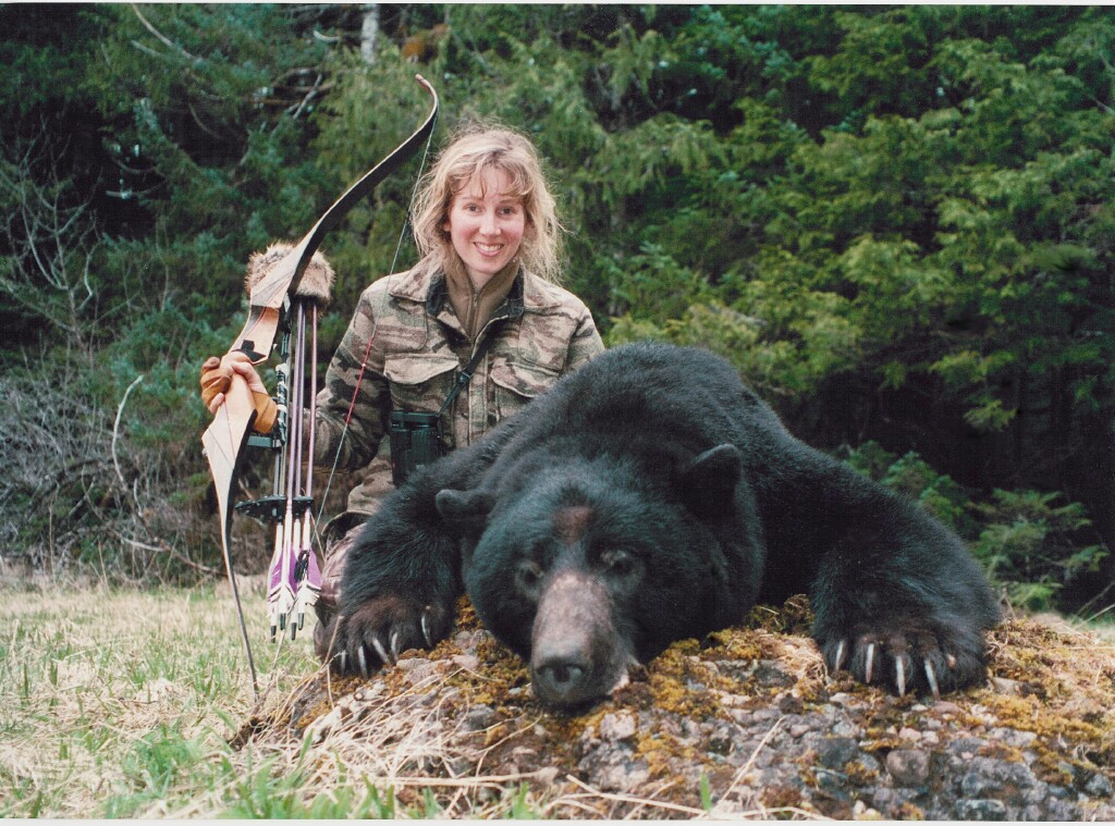 Connie Renfro AK Black Bear 2001