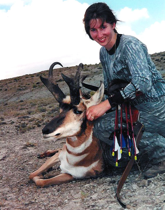 Connie Renfro CO Antelope 1999