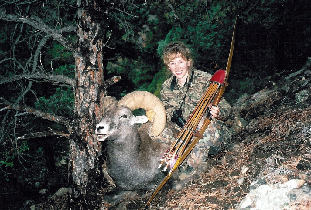 Connie Renfro CO Bighorn 2002