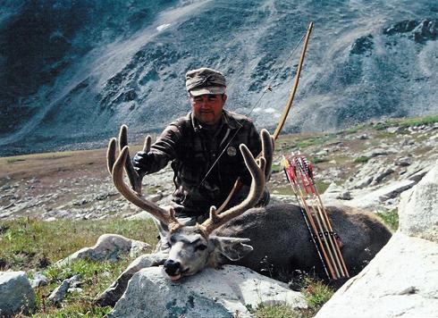 Marv Clyncke 2002 Mule Deer