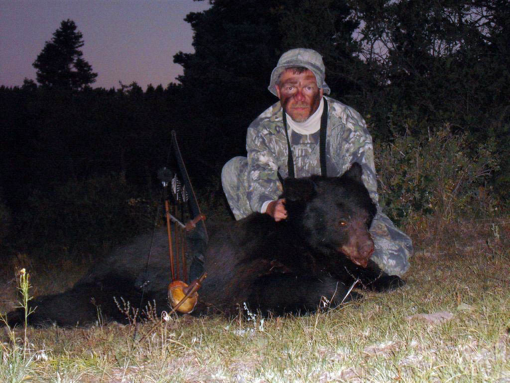 Mike Hays 2010 Bear