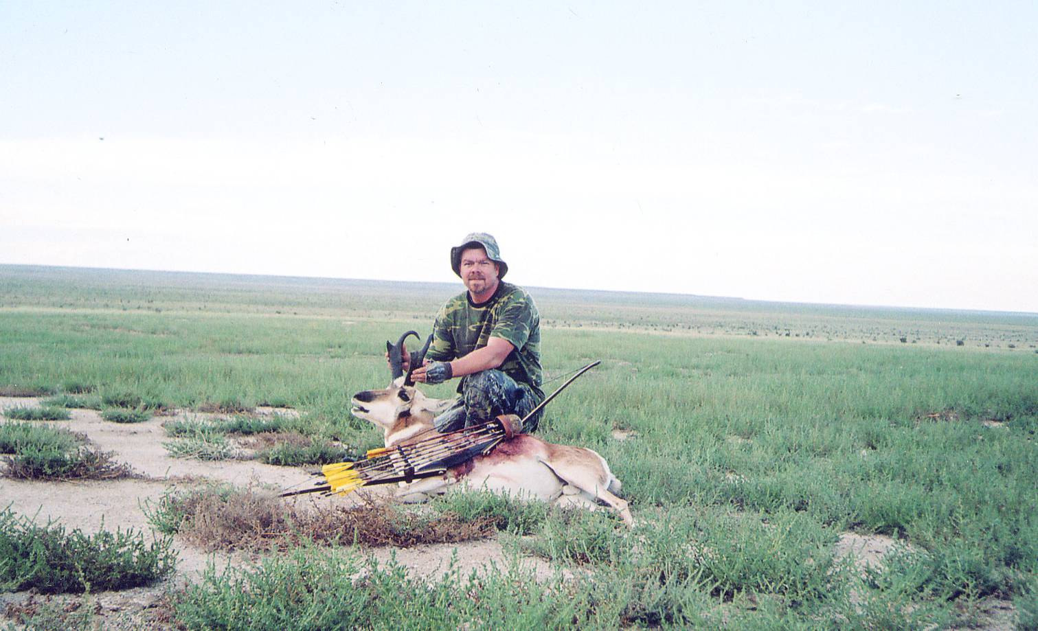 Mike Hayes Colorado antelope 2006