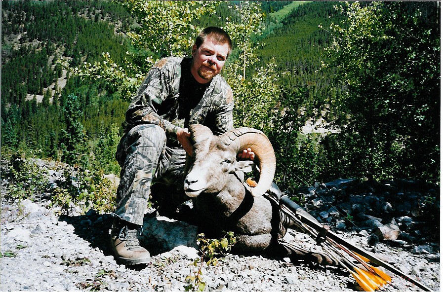 Mike Hayes Colo Bighorn Sheep