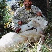 Jeff Lampe CO Mt Goat