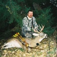 Mike Hayes Nebraska whitetail 2004
