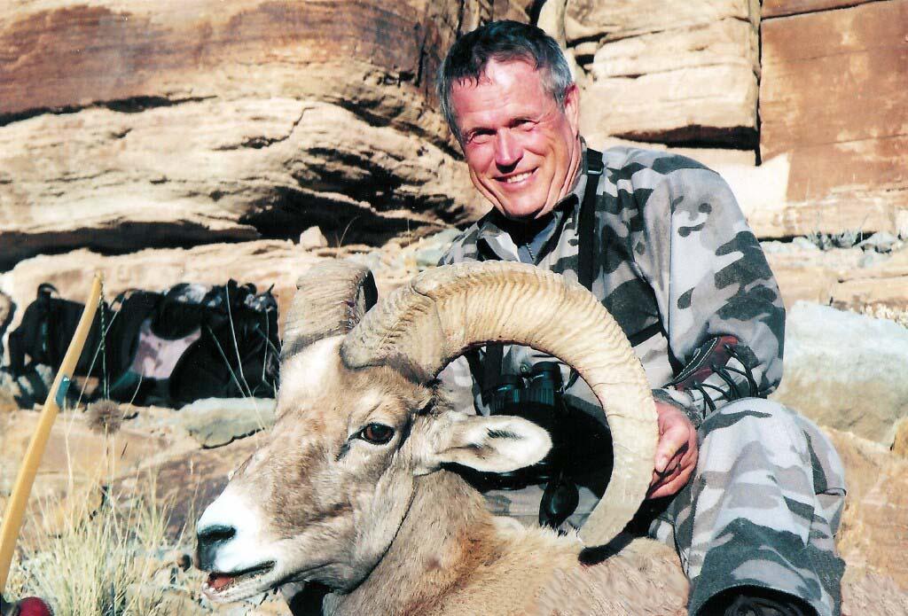 Wayne Depperschmidt Colorado Desert Bighorn 2003